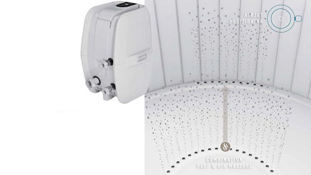 Airjet Plus Massage System
