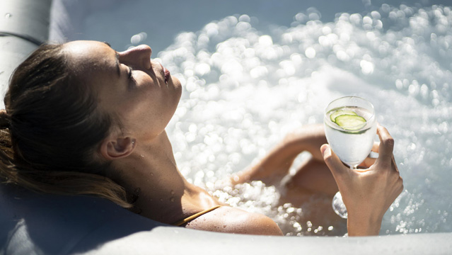 Boosting Your Health With a Hot Tub