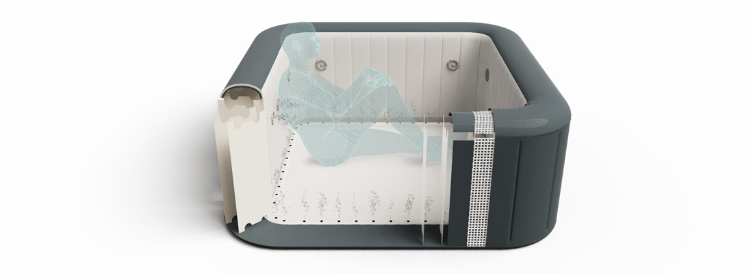 Lay-Z-Spa Massage Systems