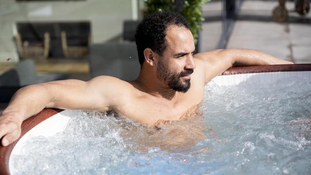 Hot Tub Exercises