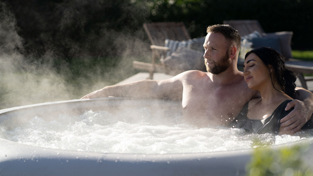 Hot Tub Hydrotherapy
