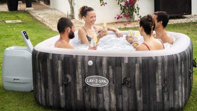 Win a Lay-Z-Spa Hot Tub