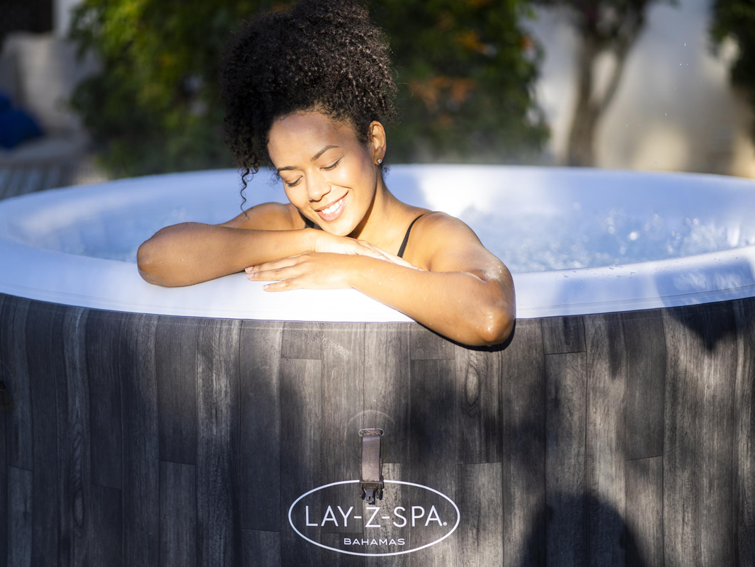 Hot Tub Health and Wellbeing with Lay-Z-Spa