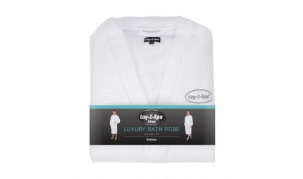 Cotton Robe - Large / X Large