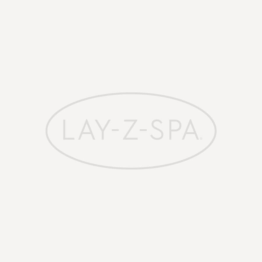 Lay-Z-Spa Paris Hot Tub with LED Lights | Free Starter Kit ...