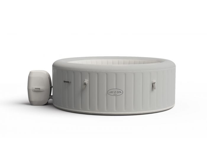 Lay-Z-Spa Paris inflatable hot tub with lights