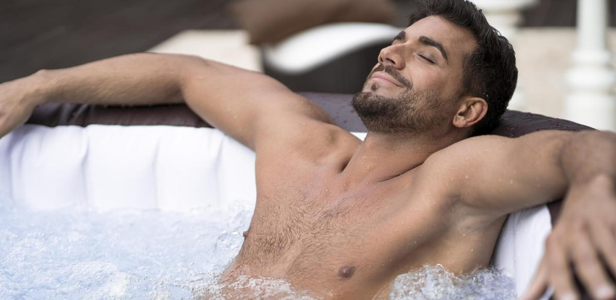 Exercise & Sports Recovery with a Hot Tub