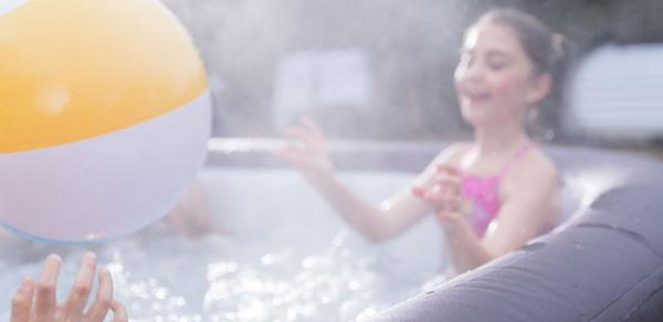 Say Yes To Family Time With A Lay-Z-Spa
