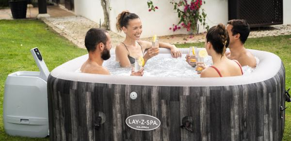 Introducing the Lay-Z-Spa Majorca HydroJet Pro™