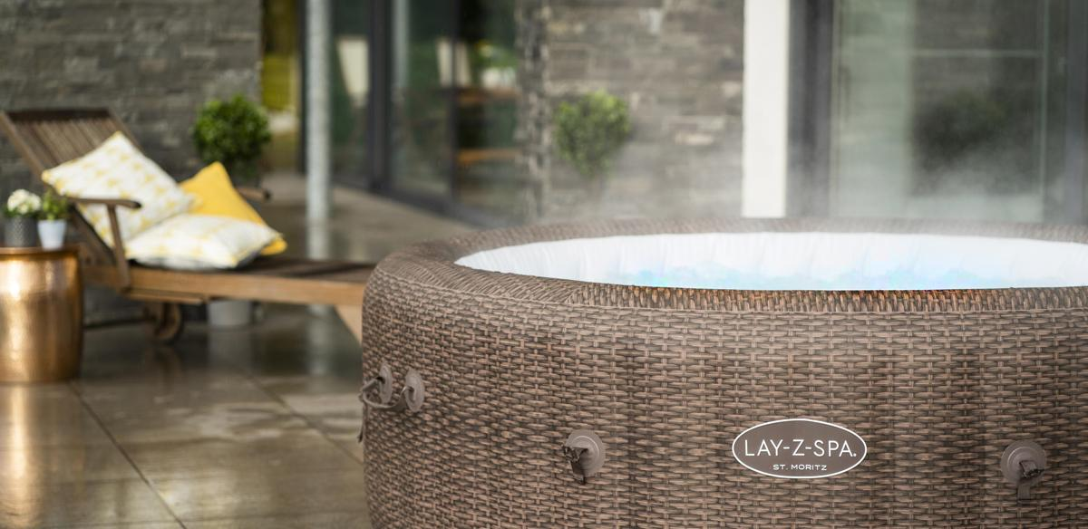 How to pack away your Lay-Z-Spa