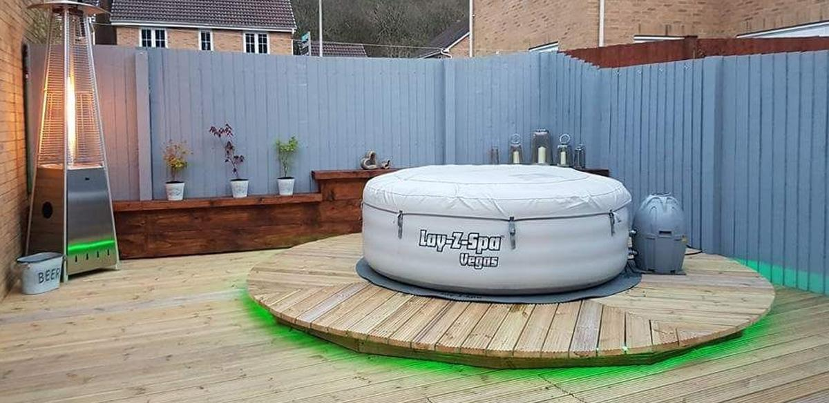 Our Customers' Top 10 Lay-Z-Spa Setups of 2017