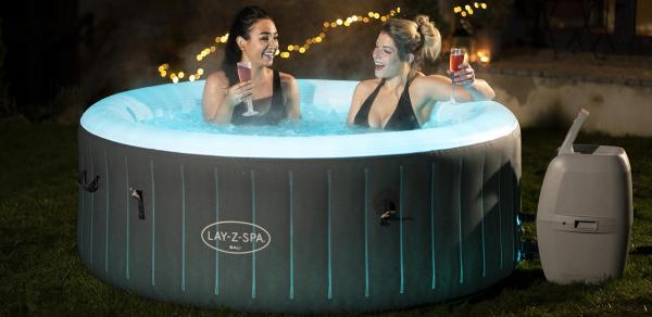 Introducing The Lay-Z-Spa Bali AirJet™