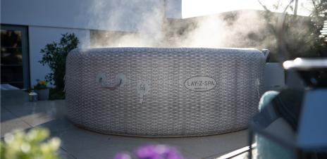 Looking After Your Lay-Z-Spa In Winter