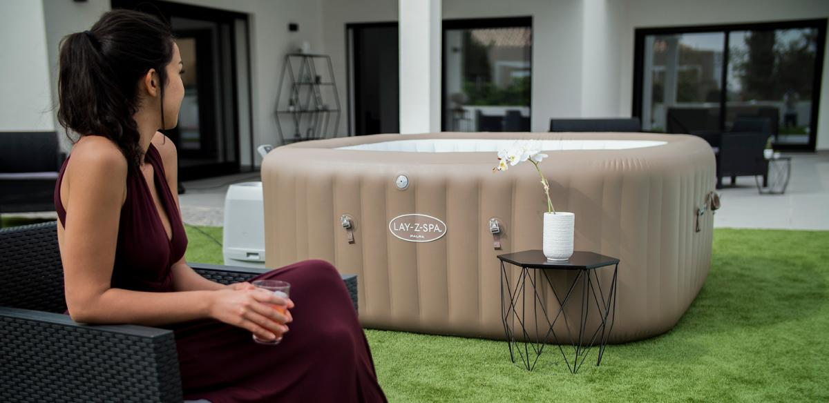 Choosing The Best Lay-Z-Spa For Your Garden