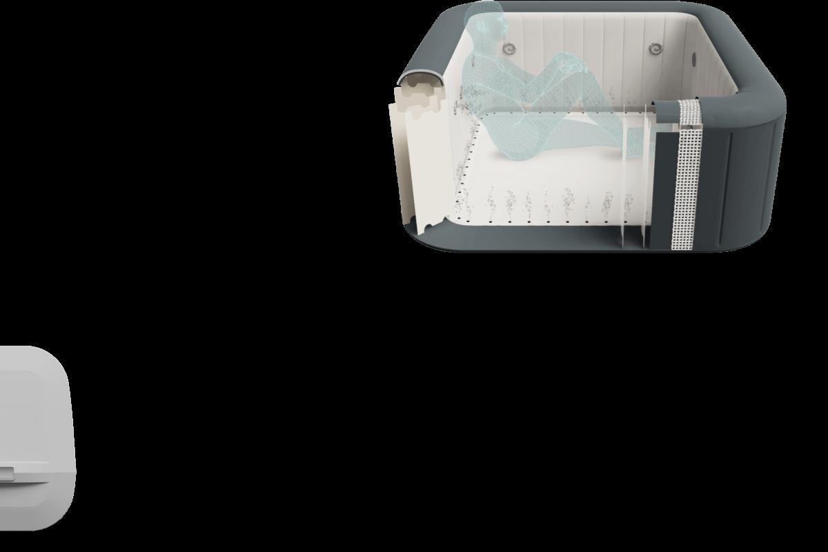 Airjet Technology Diagram