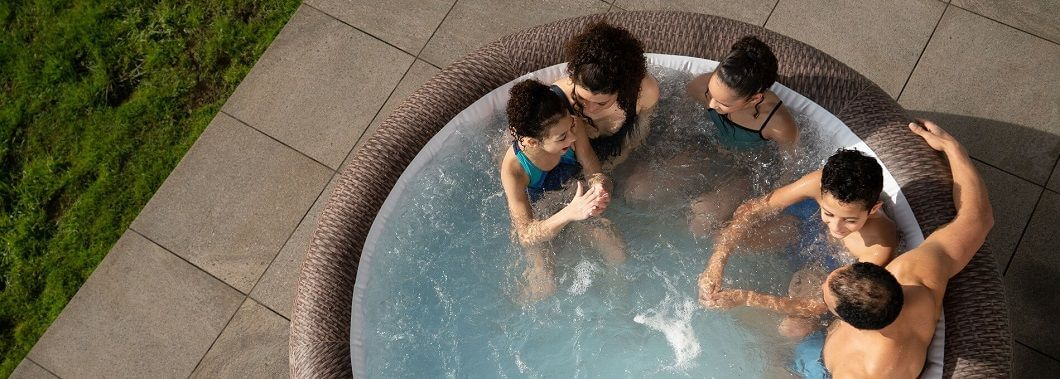hot tub range