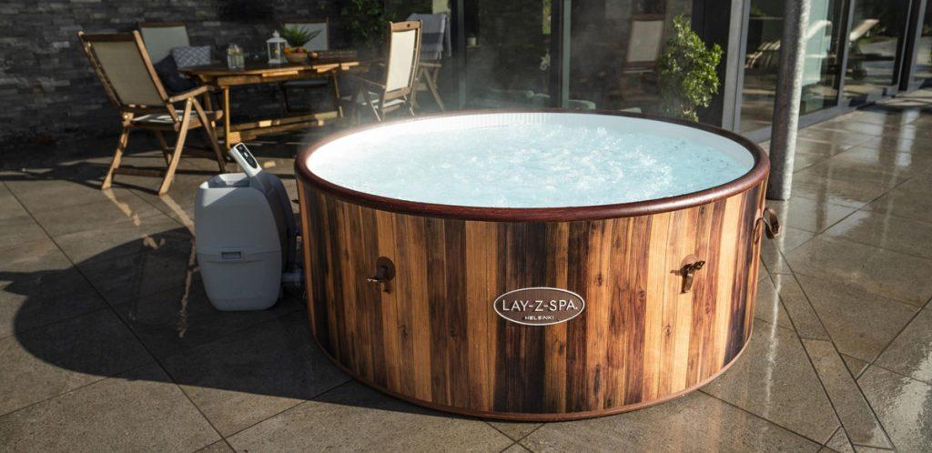 Award Winning Helsinki Hot Tub
