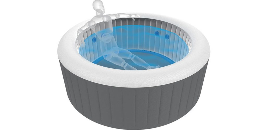HydroJet Massage System: Powerful & Adjustable Water Jets