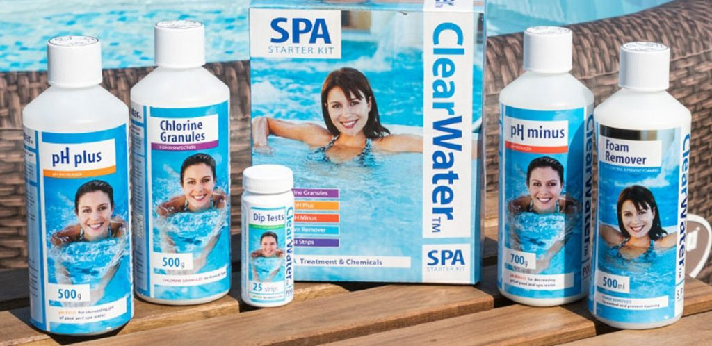 Essential Chemicals for your La-Z-Spa