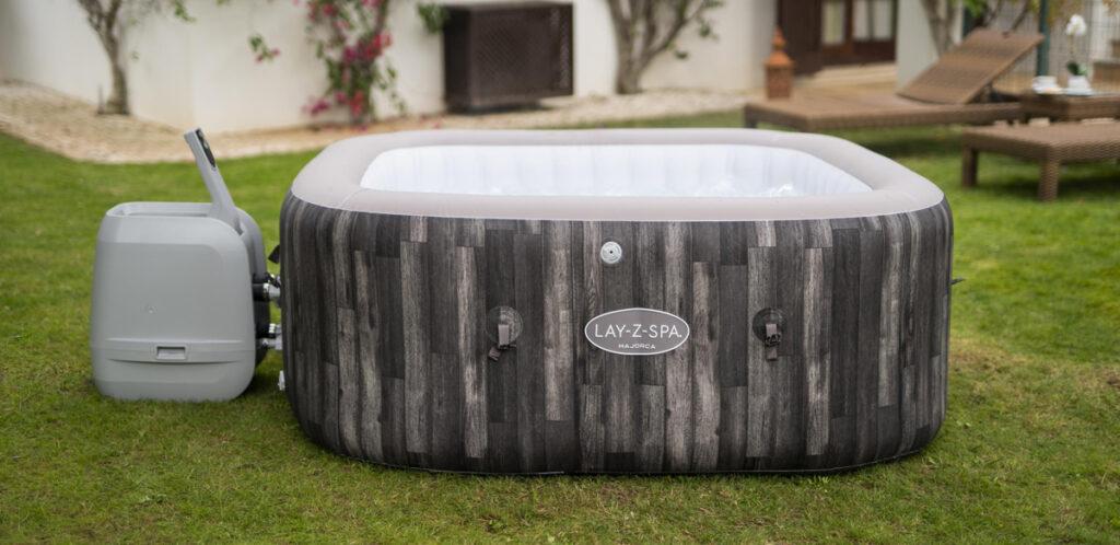 6 person portable spa