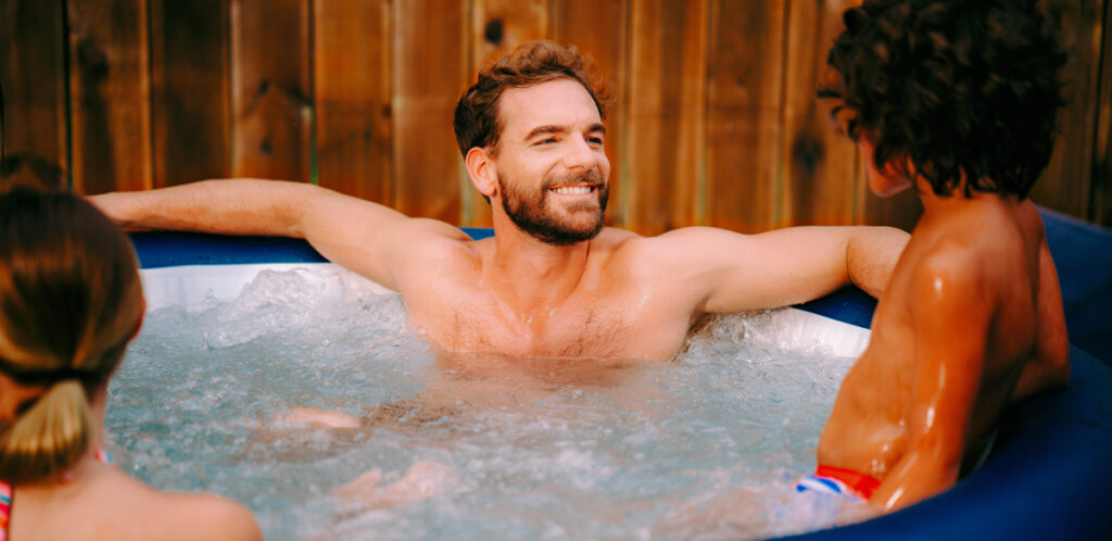 Why buy Lay-Z-Spa? We're the UK's most trusted portable hot tubs and offer a range of benefits you won't get with other inflatable spa brands.
