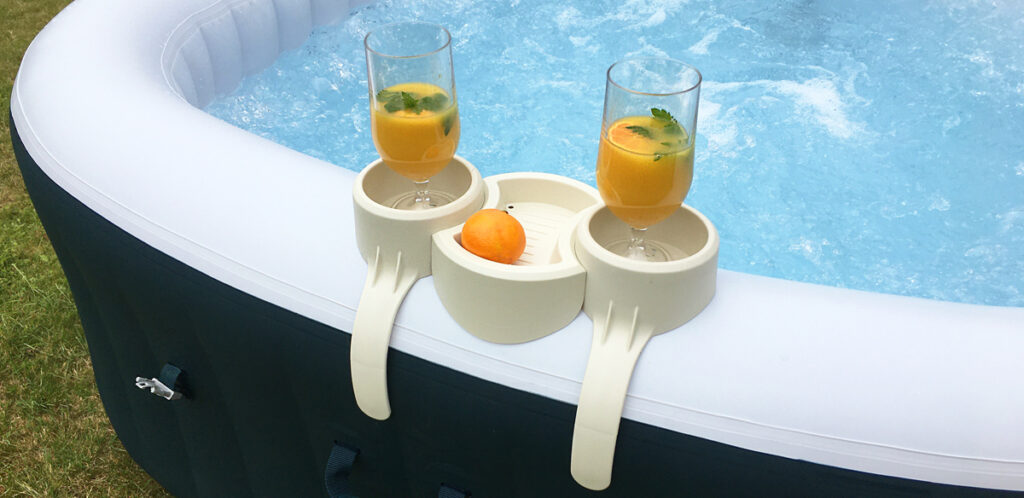 Discover a wide range of inflatable hot tub accessories from Lay-Z-Spa.