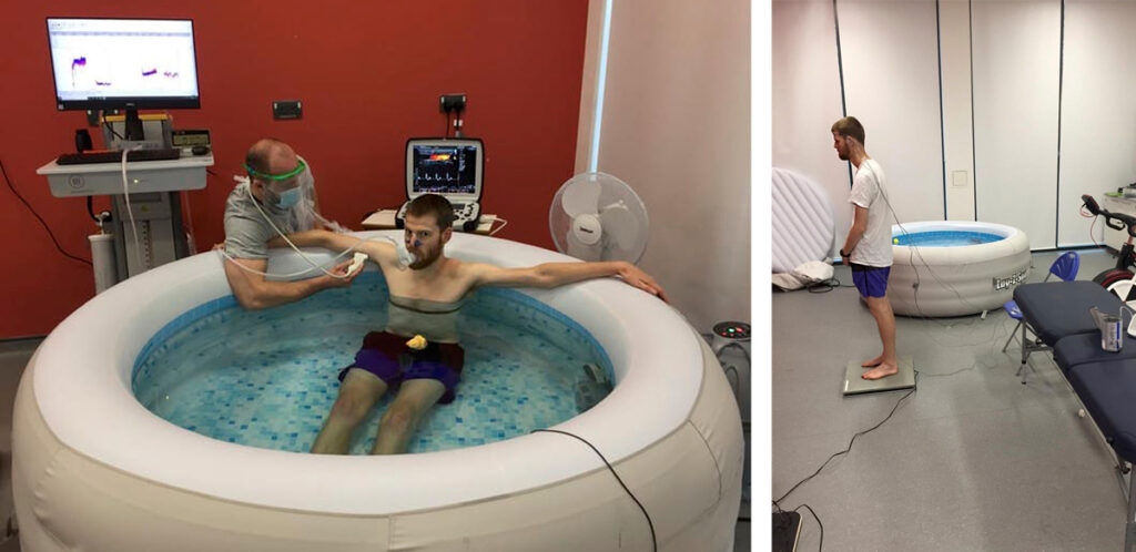 Lay-Z-Spa used for medical research by Cambridge University