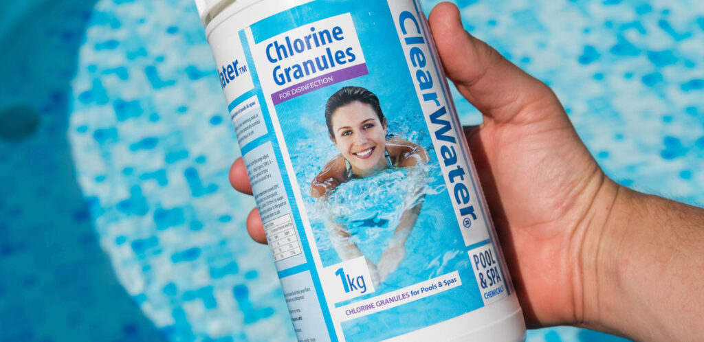 multi-function tablets for your Lay-Z-Spa by ClearWater hot tub chemicals